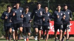 El equipo de Gallardo se entrenó en River Camp mentalizado en el partido del viernes frente a Arsenal.