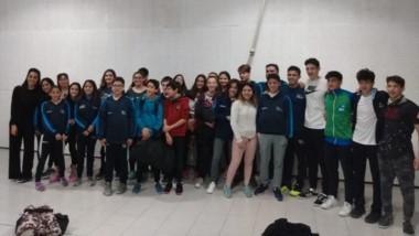 Los nadadores trelewenses representarán a la ciudad en Esquel.