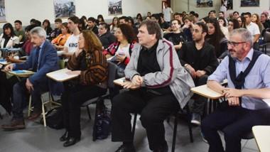 Las jornadas se hacen también en el marco Programa de Acceso a la Justicia de la Facultad de Ciencias Jurídicas.