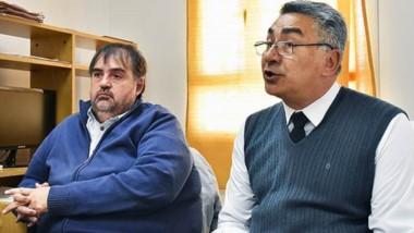 Echegaray y Prato hablaron de los cortes y de las responsabilidades de las empresas prestadoras.