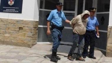 José Catalán fue detenido en Zapala en noviembre del  año pasado.