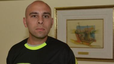Diego Oro, el árbitro agredido el jueves pasado por un jugador de Ever Ready, pidió una sanción ejemplar.
