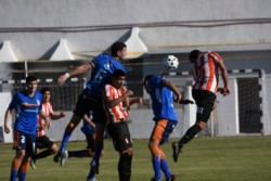 El Azzurro fue efectivo y se quedó con los tres puntos en el Municipal.