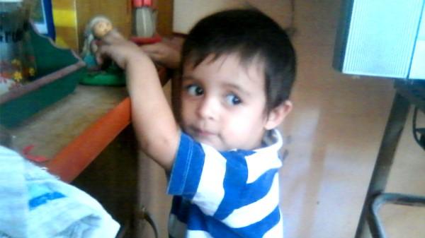 Jair Emanuel Luchessi, de 1 año y 10 meses tuvo una cortísima y brutal vida.