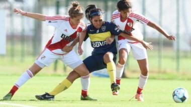 """""""Yoko"""" Barrera sufrió una lesión que le impidió fichar por Racing en el inicio de la era profesional del fútbol femenino en la Argentina."""