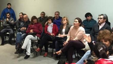 La reunión de Juntos por el Cambio de Comodoro.