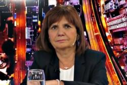 Patricia Bullrich relacionó los incidentes en el consulado con el kirchnerismo.