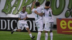 El Verde se impuso por 1-0 en Caballito y dejó sin punta de la Zona 1 al Pincha; ahora manda Atlanta en soledad.
