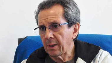 Carlos Guzmán, presidente del consejo de adultos mayores.