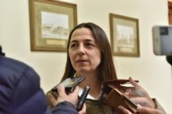Mariana Vega, Ministra de Gobierno