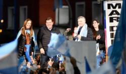 """Con un discurso en el que apuntó al Frente de Todos, el presidente eprometió que """"lo que viene es el alivio para todos los argentinos"""""""