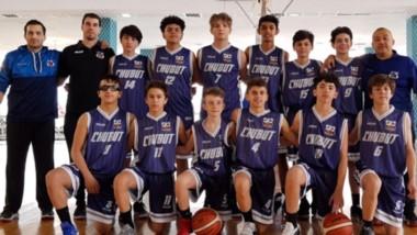 El combinado chubutense dejó una buena imagen en el torneo disputado en la ciudad de La Punta, San Luis.