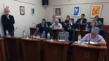 Los concejales acompañaron mayoritariamente la propuesta presentada hace 15 días.