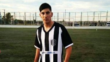 Matías Meza recibió un año por agredir a Diego Oro hace una semana.
