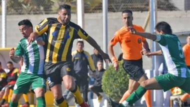 El resultado del partido se mantuvo igualado sin goles, tras la protesta fallida de Deportivo Madyrn.