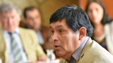 El empresario corrupto esperaba que quede firme la pena que confirmó sus ilícitos en Puerto Madryn.