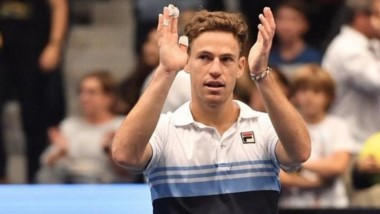 Schwartzman logró un enorme triunfo ante  Khachanov y está entre los cuatro mejores del ATP 500.