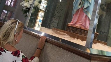 El espiritual pedido de Elisa Carrió en la previa a las elecciones.