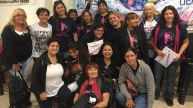 Mujeres en lucha. Marineras de Chubut pelean por su lugar en los barcos y contra la discriminación.