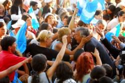 Cristina Kirchner recordó a su esposo: