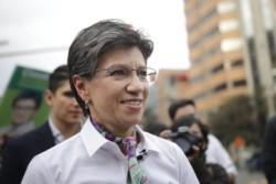 Por primera vez, una mujer e integrante de la comunidad LGBTI llega al segundo cargo más importante de Colombia.