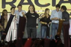 """Horacio Rodríguez Larreta: """"Hoy hicimos una elección histórica""""."""