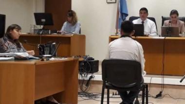 Ana Lepio y su hija brindaron su testimonio en la cuarta jornada.