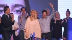 """Axel Kicillof: """"Una vez más habló el pueblo argentino y lo que ganó fue la política""""."""