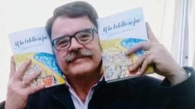 "Sergio Praváz, coordinador del Taller  ""Carpintería de Palabras""."