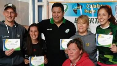 Finalizó el Ciclo 2019 de la Escuela de Formadores que se desarrolló en la Unión de Rugby Austral.