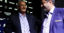 Angelici se refirió a la continuidad de Alfaro y a su próxima salida de la presidencia de Boa.