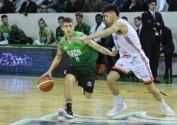 Segunda victoria consecutiva para Gimnasia en el Súper 20, tras quedarse con un durísimo partido ante Bahía Basket. (Foto: Prensa Gimnasia).