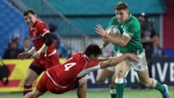 Irlanda apabulló a Rusia y lo dejó fuera del Mundial de Rugby.