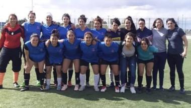 """Las """"Valletanas"""", con caras nuevas, participarán del Nacional de Liga del Interior en La Rioja."""