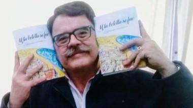 """Sergio Praváz es el coordinador del Taller """"Carpintería de palabras""""."""