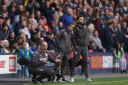 El Leeds del Loco Bielsa visitó al Millwall en la fecha 11 del Championship y cayó 1-2.