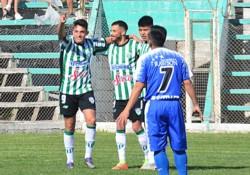 Germinal venció el pasado sábado a Racing Club en El Fortín.
