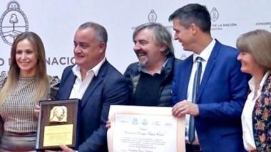 Javier Noguera es el vicepresidente de la Federación Argentina de Municipios.