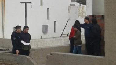 La Policía del Chubut junto a la Fiscalía buscaban cuanto dato pudiera servir para determinar qienes fueron.