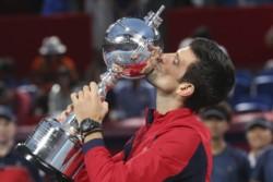 Título número 76 para Nole Djokovic en su carrera: el serbio volvió al circuito en Tokyo y se aseguró llegar como N°1 a París.
