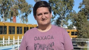 El autor del Trabajo, Juan Emilio Sala, el investigador del CONICET.