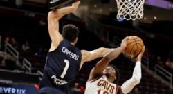Cleveland le mostró su jerarquía a San Lorenzo.  Fue victoria 120-89 para los Cavs sobre el Ciclón con 17 puntos de Jordan Clarkson.