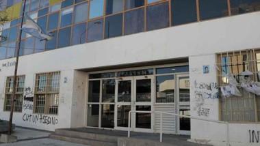 Tribunales en Madryn. los trabajadores insisten que los motivos que llevaron al conflicto persisten.