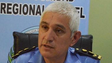 El comisario general Rodolfo Hess dio datos limitados.
