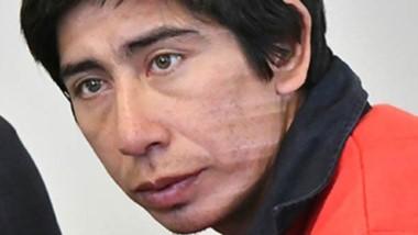 Fabio Curilaf. Fue condenado.