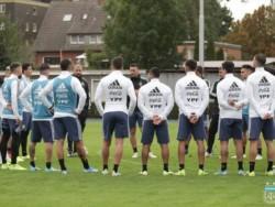 Scaloni confirmó el equipo para el amistoso contra Alemania.