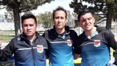 Ángel Díaz, Daniel Quevedo y Josué Caleb Bracco superaron la prueba física del Consejo Federal.