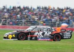 Marcelo Agrelo cerró un viernes muy positivo en Toay.