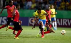 La anfitriona, Brasil superó a la selección de Angola para terminar en el primer lugar del grupo A con puntaje perfecto.