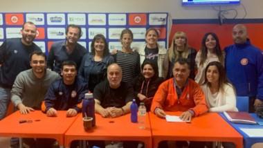 Juan José Moreno, fundador del club, presidirá nuevamente al club portuario. Además, se definieron algunos puestos que estaban vacantes.